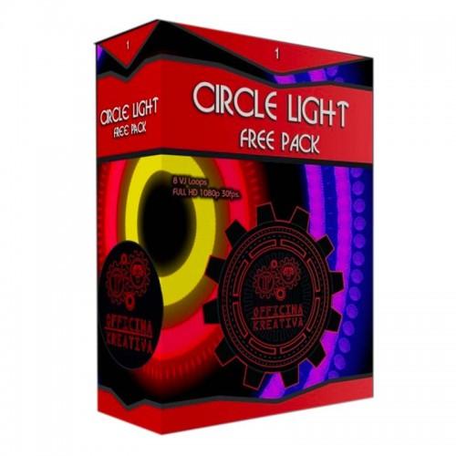 Circle Light Pack - VJLoop