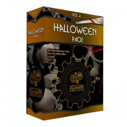 Halloween Pack - VJLoop