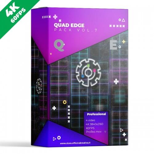 Quad Edge Vol. 7