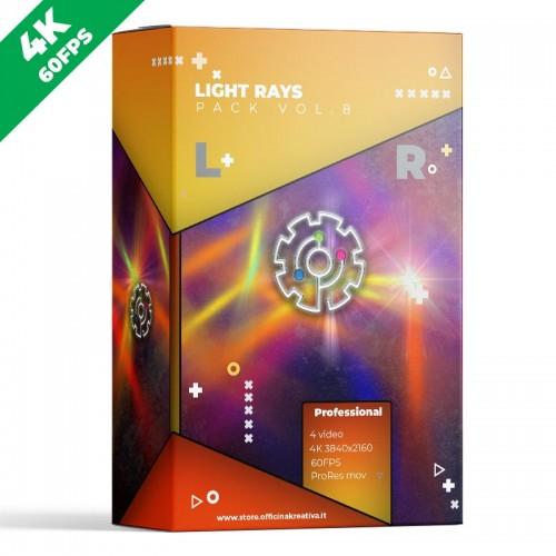 Light Rays Edge Vol. 8