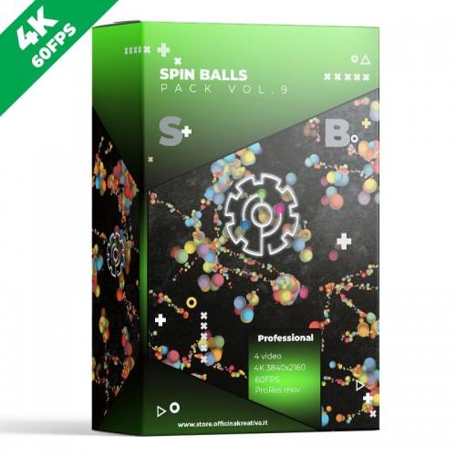 Spin Balls Vol. 9