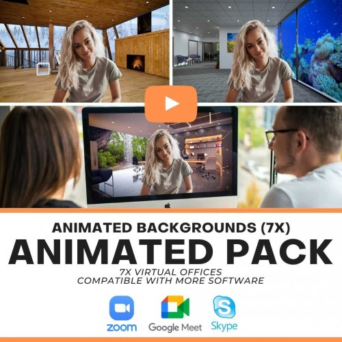 ANIMATED Pack - Zoom...